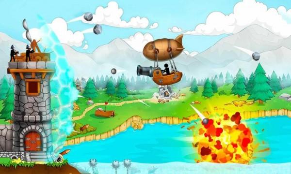 投石机海盗激斗游戏最新安卓版图片1