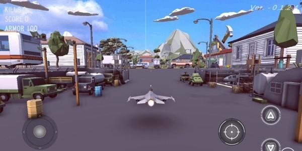 飞行空战狂热游戏安卓版图片1