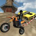 摩托车顶级特技游戏官方手机版 v1.0