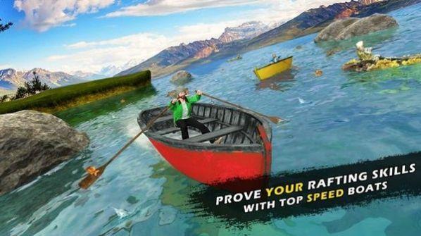 渡河赛艇游戏安卓手机版图片1