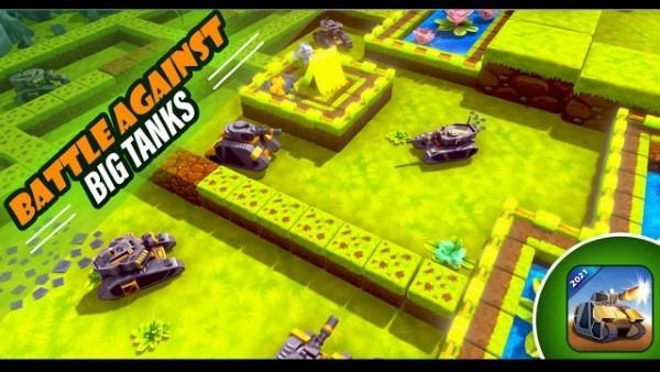 战争坦克世界大战游戏最新安卓版图片1