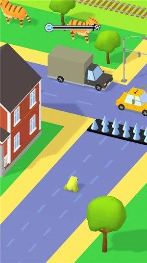 青蛙奔跑小游戏安卓版图片1