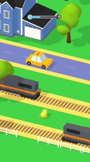 青蛙奔跑游戏图4