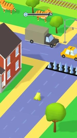 青蛙奔跑游戏图1