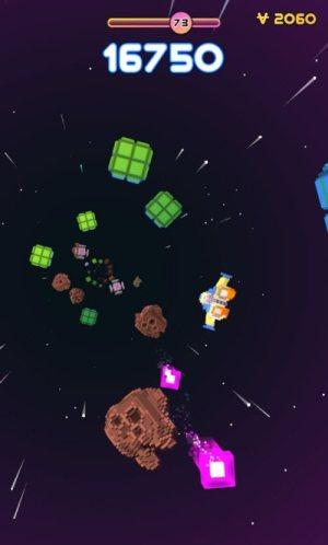 像素宇宙飞船游戏图4