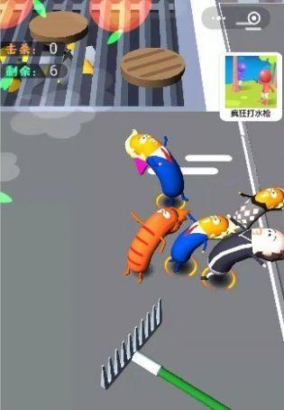 大战香肠人红包版游戏最新版图片1