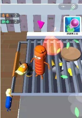 大战香肠人红包版游戏最新版
