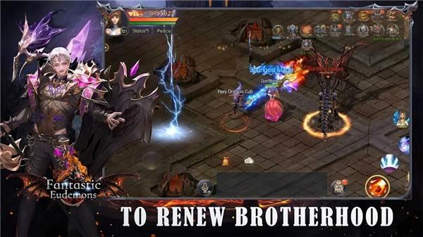 奇幻幻獸手游官方最新版圖2: