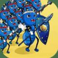 蚂蚁部落大作战游戏