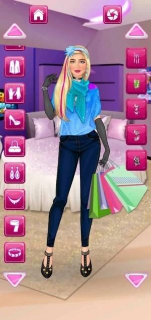 时尚化妆换装游戏安卓版图片1
