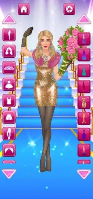 时尚化妆换装游戏图2