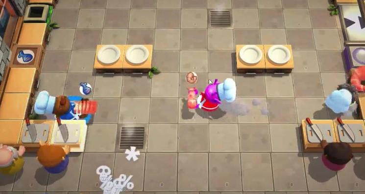 模拟做饭的游戏合集