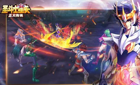 圣斗士星矢正义传说变色龙试炼攻略合集:变色龙试炼阵容推荐[多图]