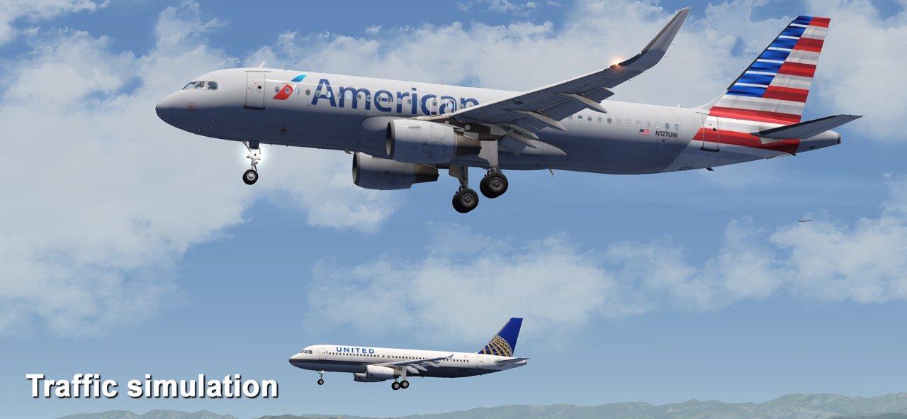 航空模拟器2021最新版合集