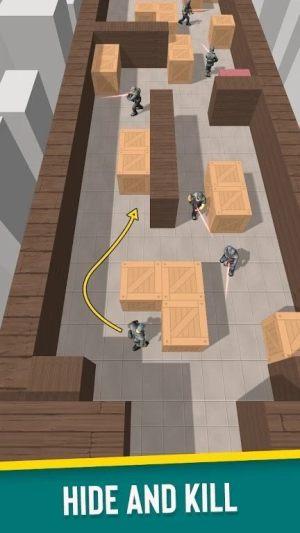刺客大师猎人游戏图2