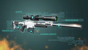 狙击手枪杀破解版图2