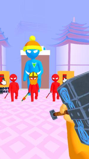 雷霆锤子英雄官方版图2