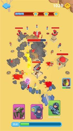 进击堡垒手机游戏安卓版图片1