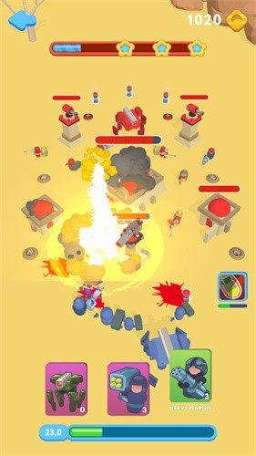 进击堡垒安卓版图1