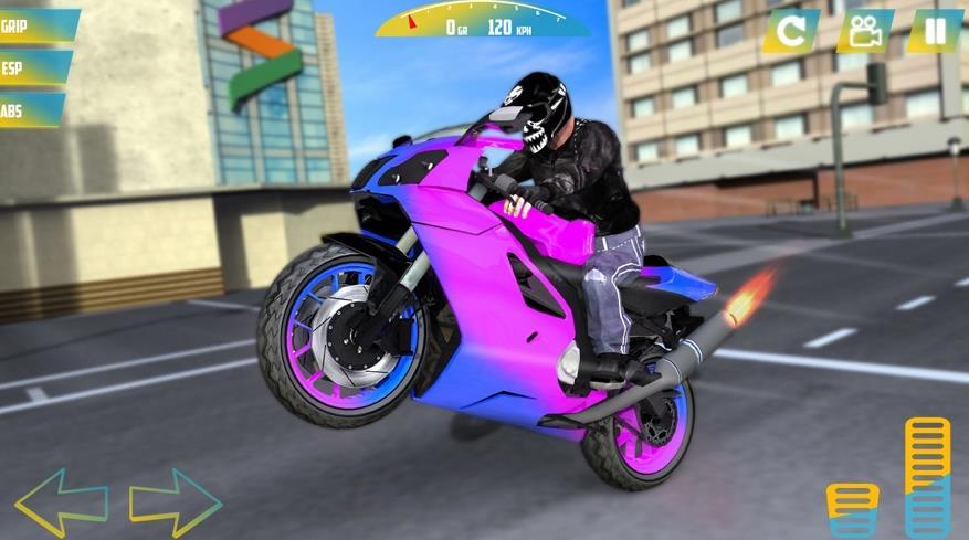 摩托车模拟器游戏合集