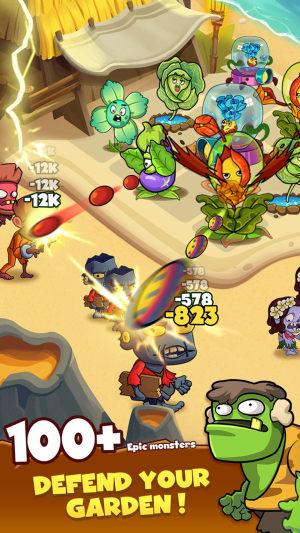 植物军团大战游戏图1
