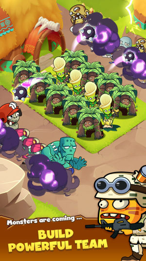 植物军团大战游戏图3