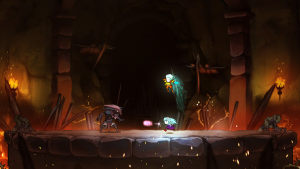 格雷克大冒险阿祖尔的回忆游戏官方中文版图片1