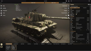 sprocket tank design游戏图3