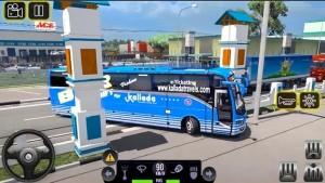 豪华旅游城市巴士司机手机版图1