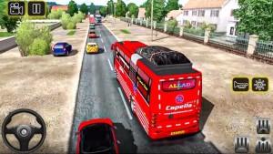 豪华旅游城市巴士司机手机版图6