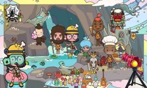 托卡米加小镇最新版图3