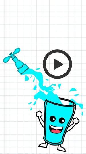 抖音画线水杯解谜小游戏官方版图片1