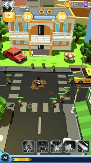营地守卫游戏图1