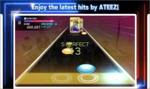 超级巨星ATEEZ游戏最新手机版图片1