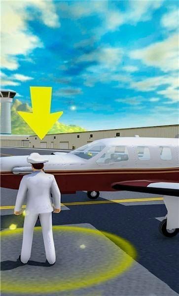 航空飞行员模拟器游戏安卓版最新版图2: