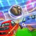 火箭汽车涡轮足球游戏