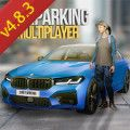 Car Parking multiplayer4.8.3破解