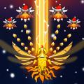 天空冠军银河太空射击游戏