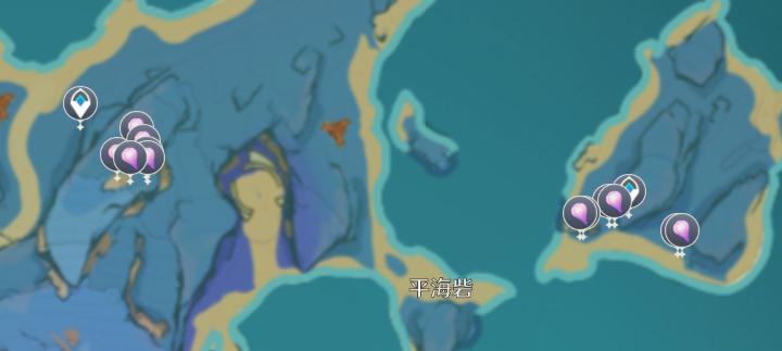 原神天云草实位置在哪?天云草实位置全汇总[多图]