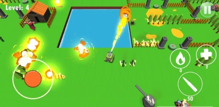 坦克冒险大作战游戏下载,坦克冒险大作战游戏最新安卓版,v1.2