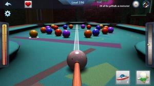 真实3D台球游戏图2