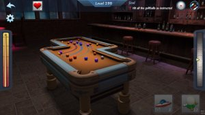 真实3D台球游戏图3