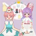 樱花少女爱美容游戏