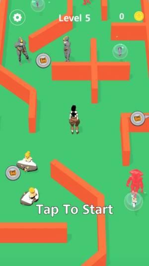 变装女武神游戏图3