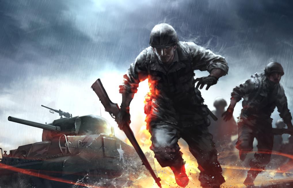 模拟二战的游戏合集