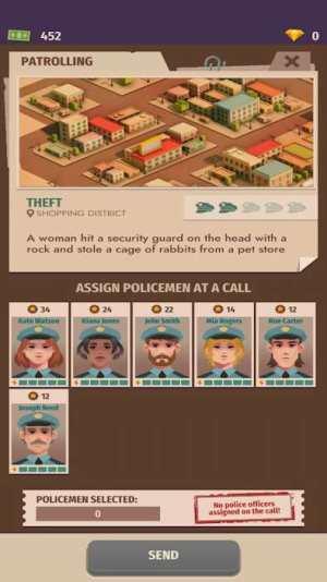 警局公司大亨游戏官方中文版图片1