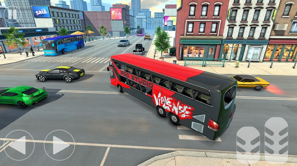 城市公交车乘客模拟器游戏官方版图1: