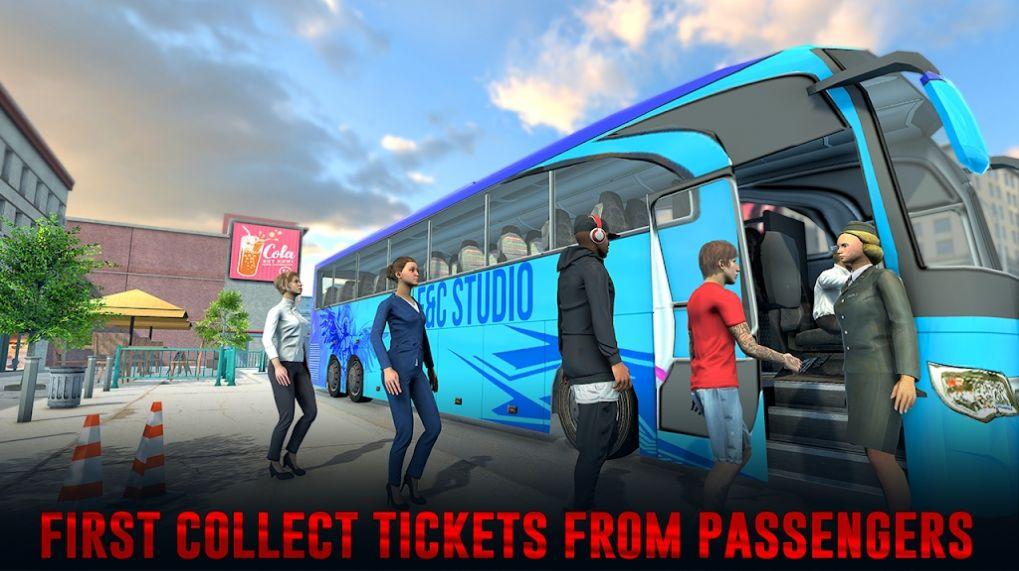 城市公交车乘客模拟器游戏官方版图3: