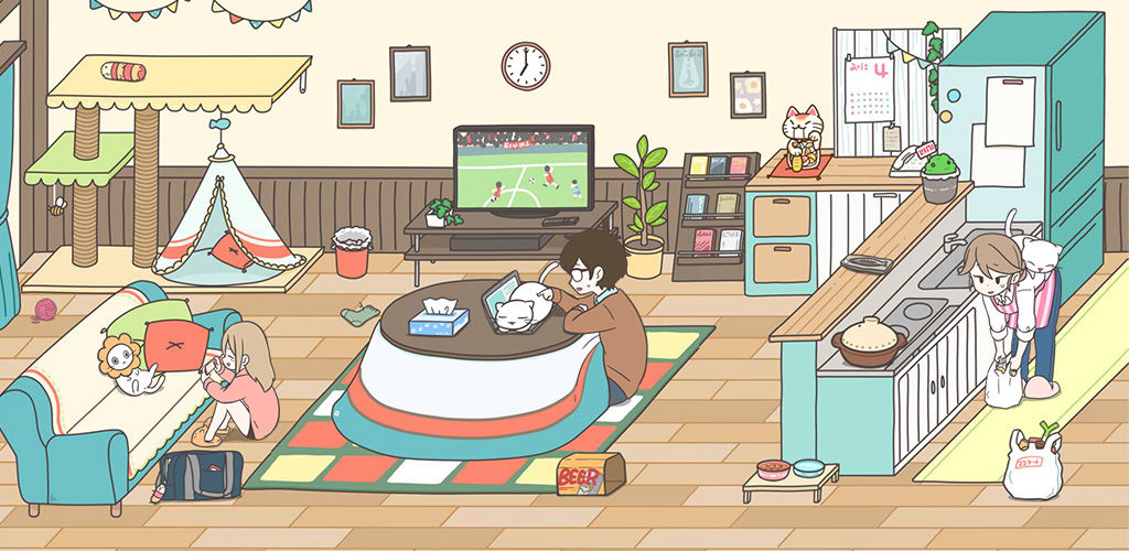 猫咪养成游戏大全