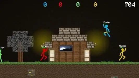 火柴人模拟沙盒游戏合集